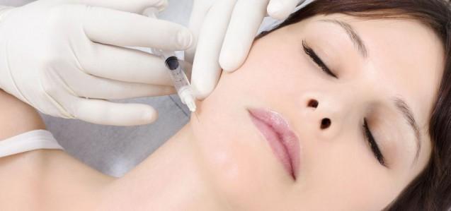 Botox Faltenbehandlung